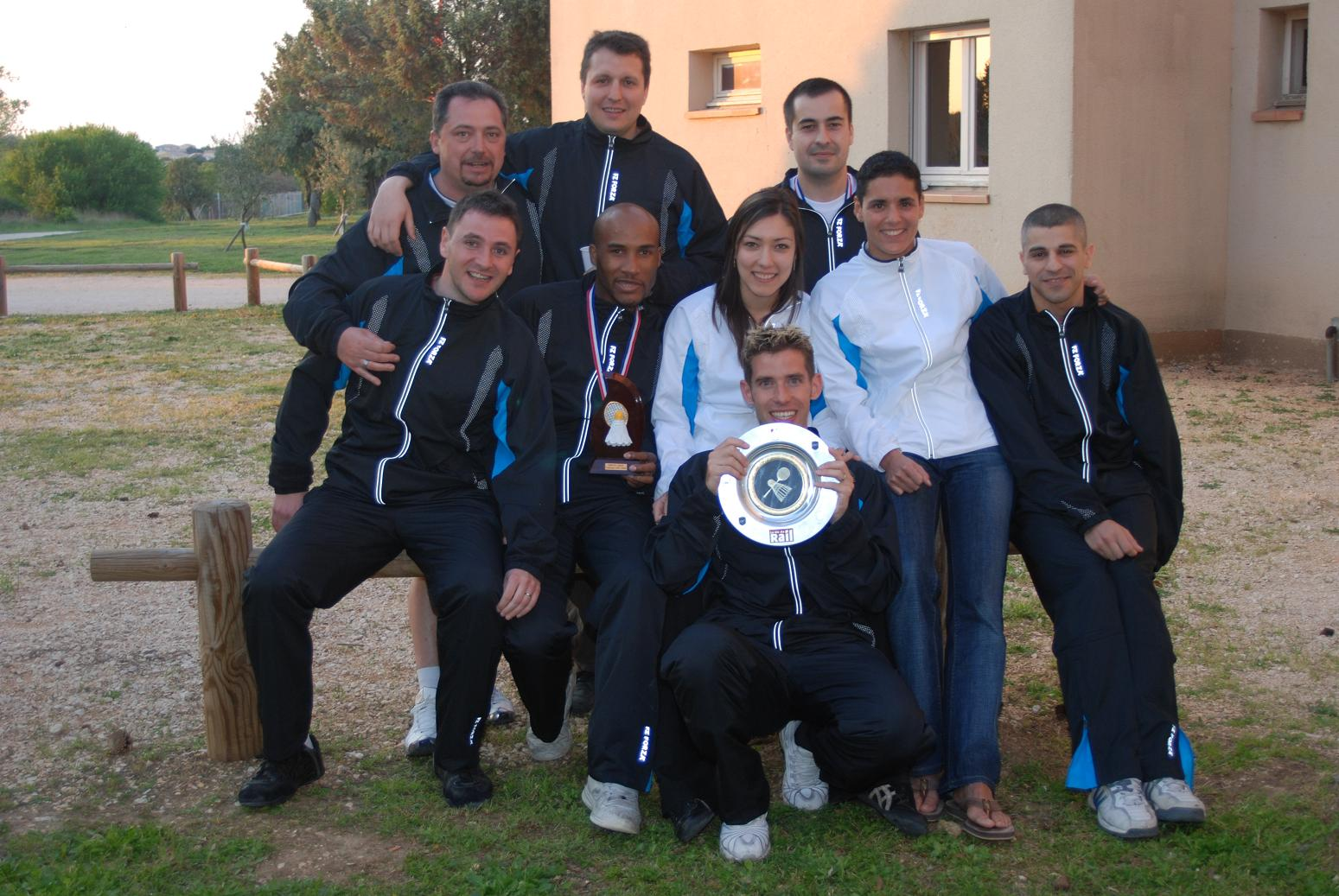 Champion de france cheminot 2009